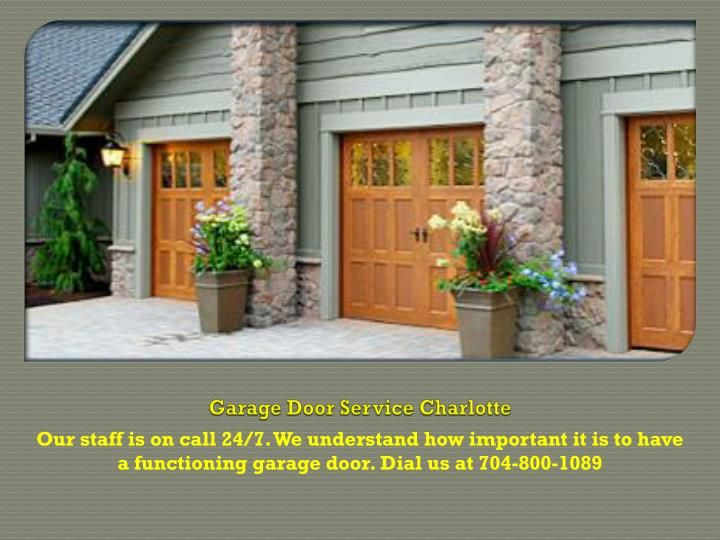 Delicieux At Our Garage Door Company In Charlotte, NC, You Can Expect Us To Exceed