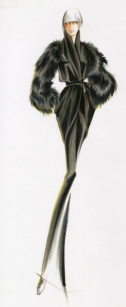 Fashion Illustration/Paul Keng