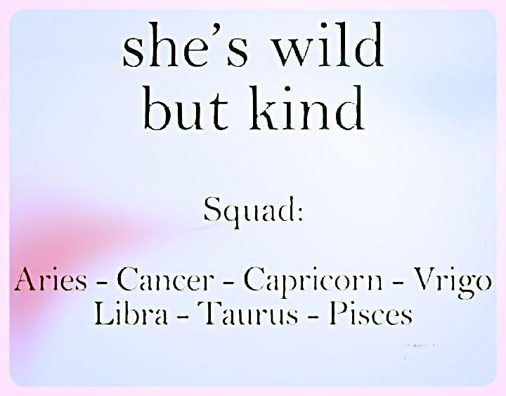 #cepricorn. I'm not wild *looks around suspiciously*