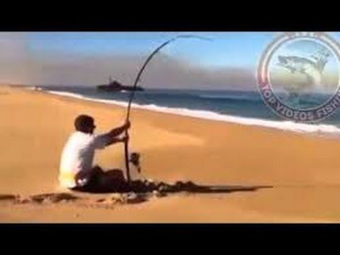 Violent confrontations scenes of Monster Fish #2 fishing australia HQ