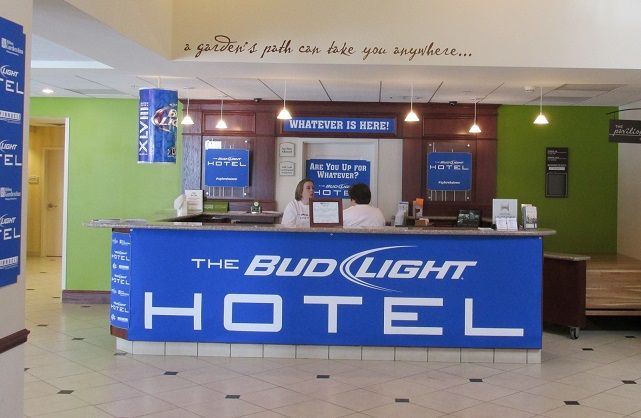 17 Best Images About Bud Light Hotel Dbq On Pinterest