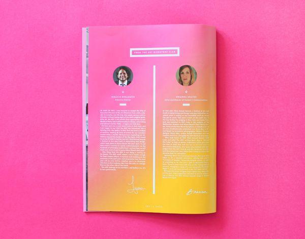ADC magazine - Erin Jang | Portfolio