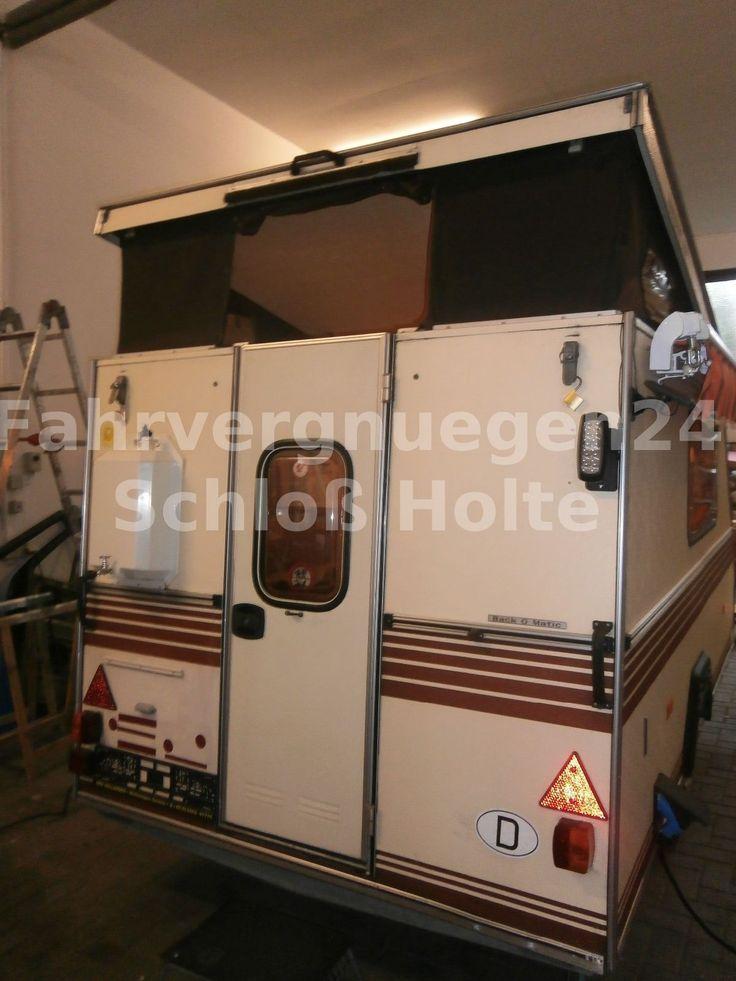 Kip 300 KK im besten Zustand ! Nur 650 Kg ! als Wohnwagen in Schloß Holte-Stukenbrock