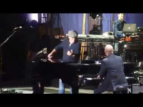 Billy Joel Gets a Special Guest for One Rocking AC/DC Cover