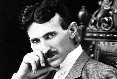 Sahip olduğumuz Teknolojiyi yaratan bir garip adam Nicola Tesla