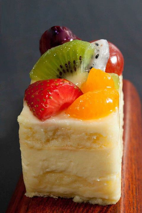 fruit short cake