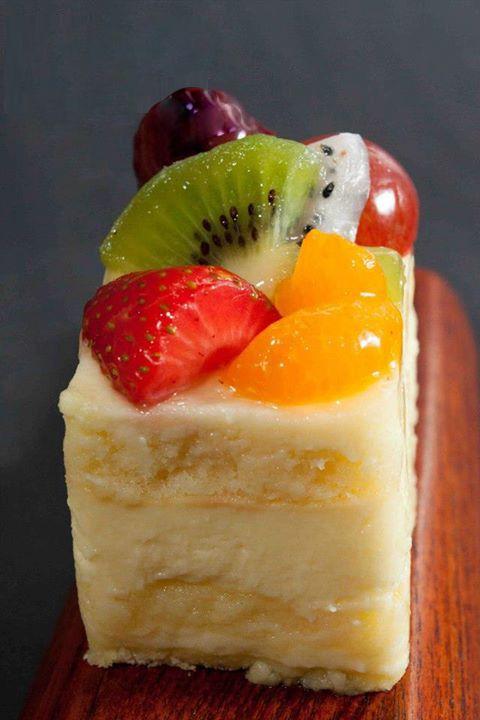 fruit short cake