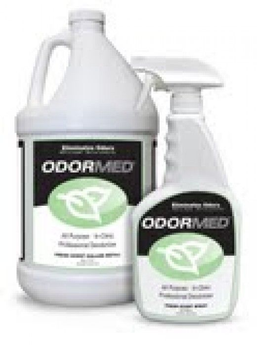 how to get rid of pet and human urine odors in a home