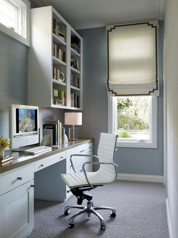Masculine Home Office Decor Small