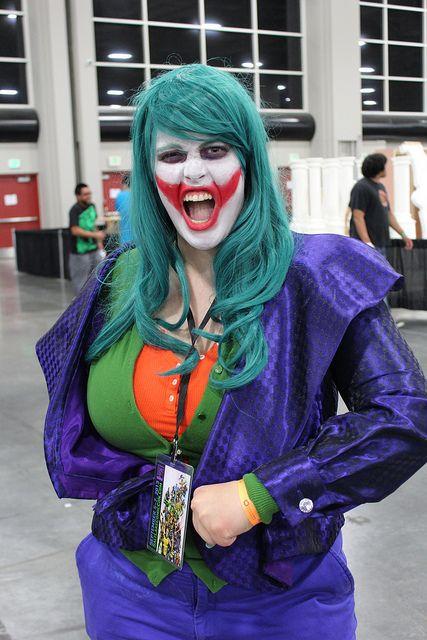 The 25 best female joker cosplay ideas on pinterest female the joker salt lake comic con 2013 solutioingenieria Choice Image