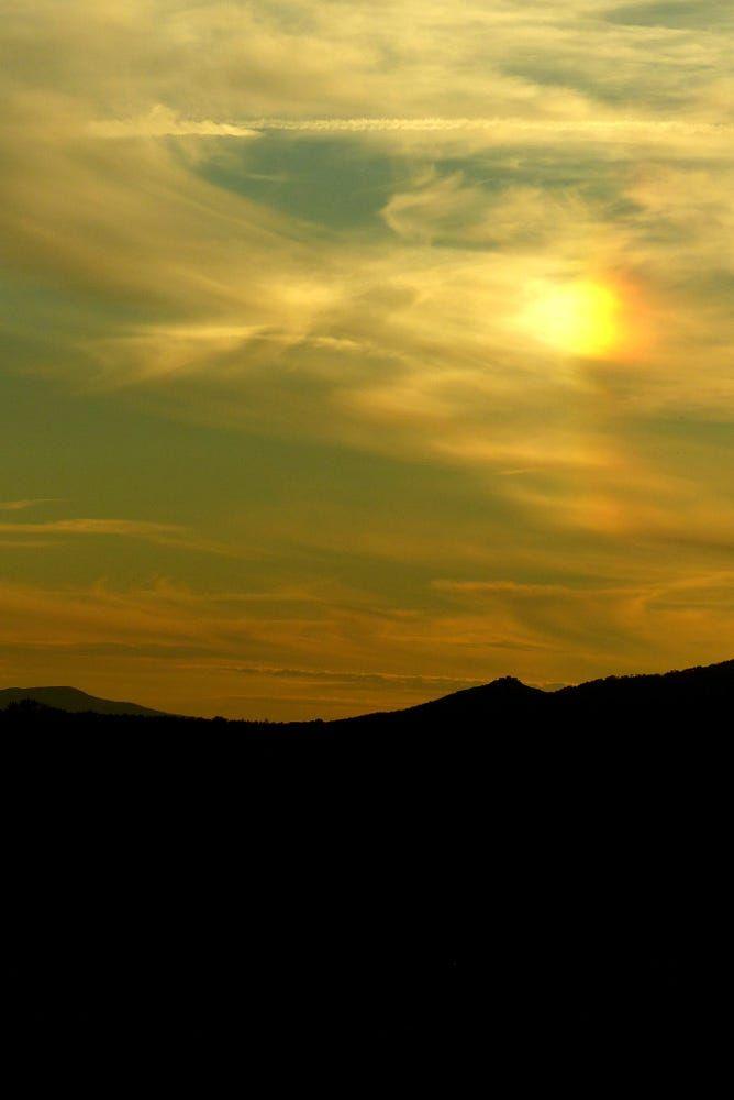 Diffrazioni sul Monte Castellare, Valdarno by Segni dell'Auser on 500px