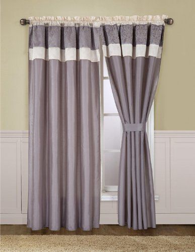 17 best ideas about grey curtain tiebacks on pinterest grey curtain holdbacks and tiebacks. Black Bedroom Furniture Sets. Home Design Ideas