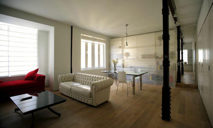 Reforma de vivienda en Chamberí