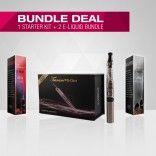 G-Class bundle deal with 2 e-liquids