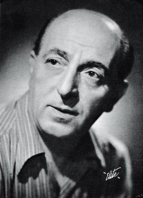 Βασίλης Λογοθετίδης (1898-1960)