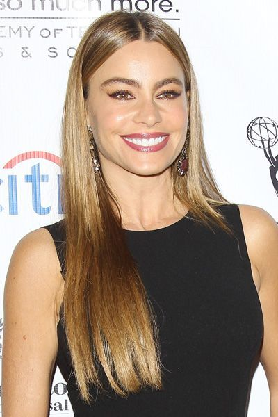 sofia vergara natural hair - Google Search