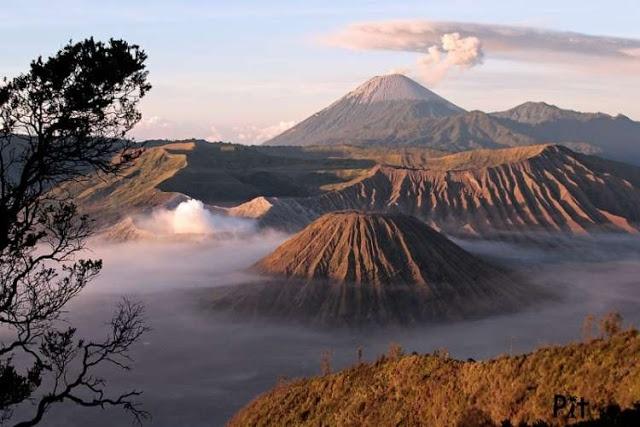 Jawa Timur : Gunung Bromo