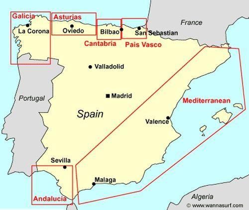 Surfen - Het andere Spanje