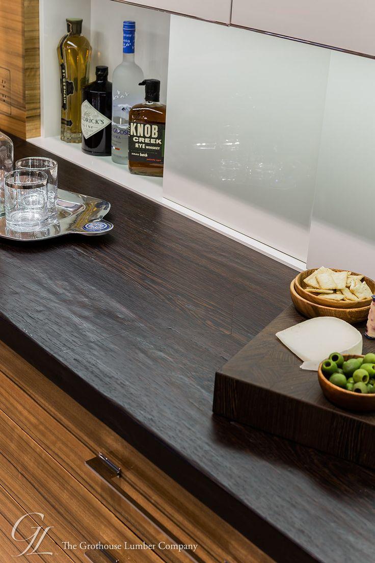 80 best Flat Grain Wood Countertops images on Pinterest | Butcher ...