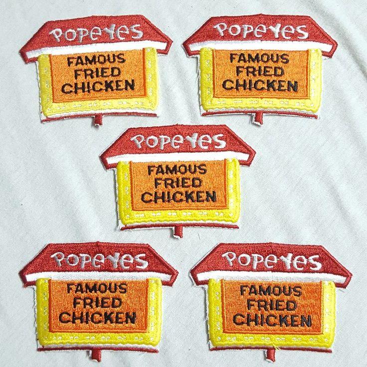 Popeyes fried chicken logo - photo#45