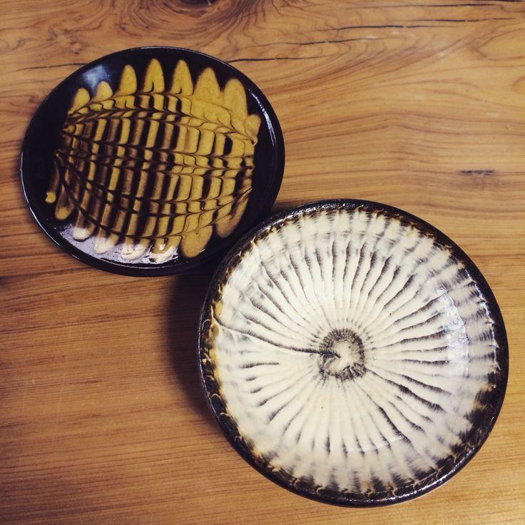 湯町窯と小鹿田焼