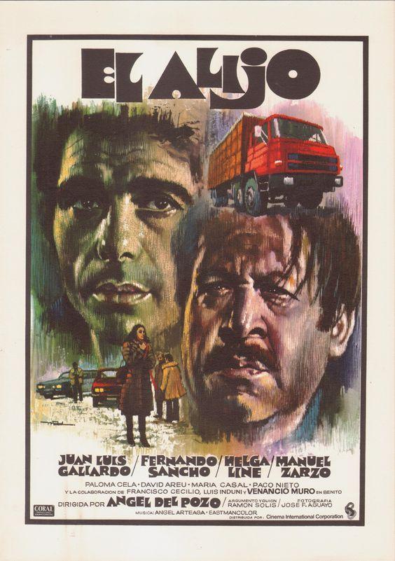 El alijo (1976) de Ángel del Pozo - tt0074116