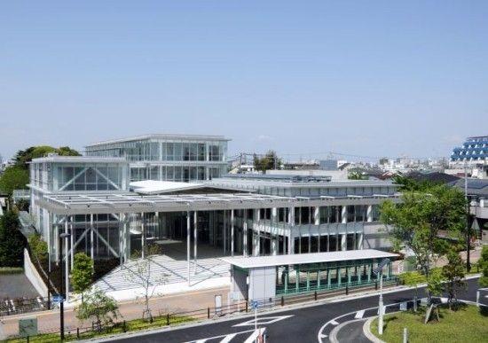 日建設計 『東工大蔵前会館』  http://www.kenchikukenken.co.jp/works/1228371773/7529/