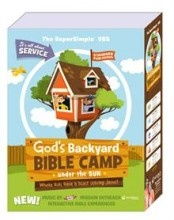 Under the Sun - God's Backyard Bible Camp VBS