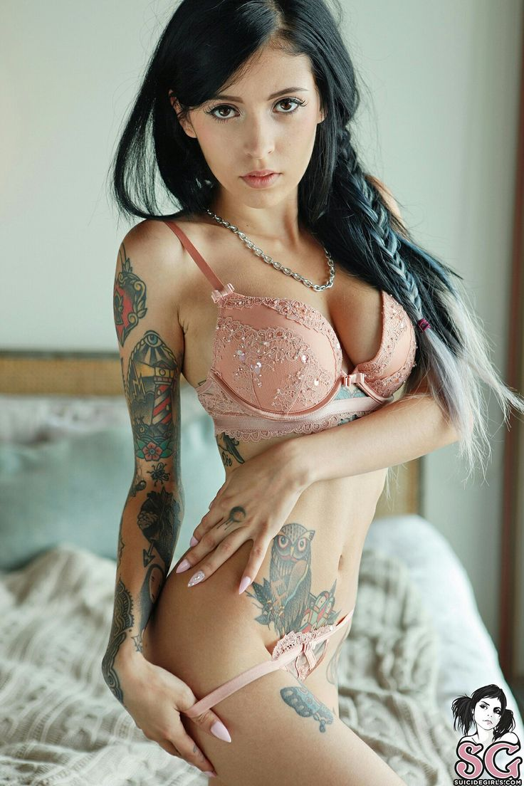 Have tattooed girls nude hd have