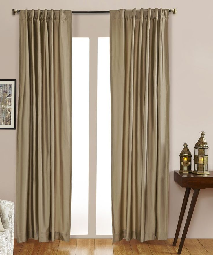 faux silk curtains 25 best ideas about faux silk curtains on 10803