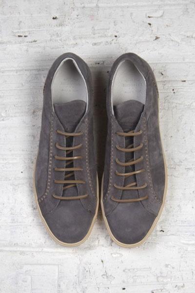 Pantofola d'Oro Del Bello Low Indian Grey | Cult Edge