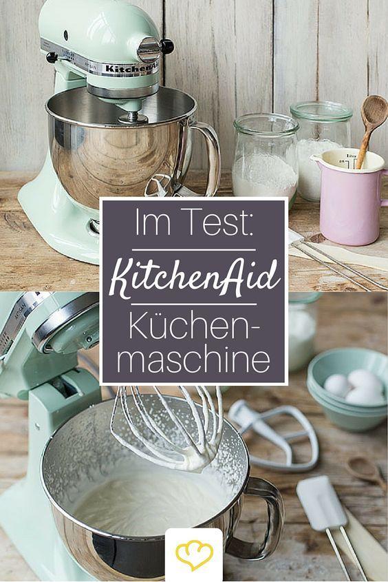Die Artisan von KitchenAid ist Kult. Doch wird sie dem Mythos gerecht? Wir haben sie in der Praxis getestet.