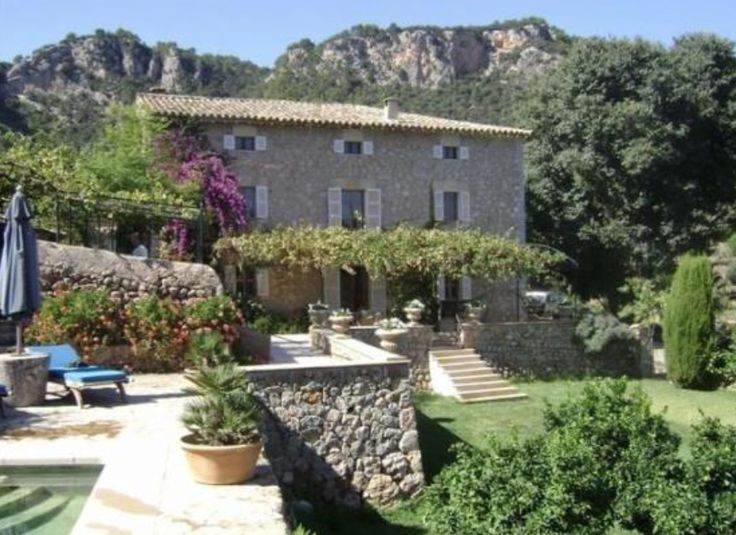 16th Century villa in Mallorca, Spain