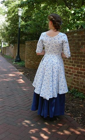 Colonial Garden Wear For Women Colonial Women S Clothing