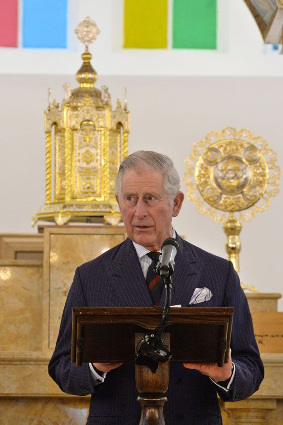 A speech by HRH The Prince of Wales at the consecration of the Cathedral of St Thomas Syriac Orthodox Church, Acton, London Your Holiness, Your Grace Archbishop Athanasius, Clergy and faithful of t…