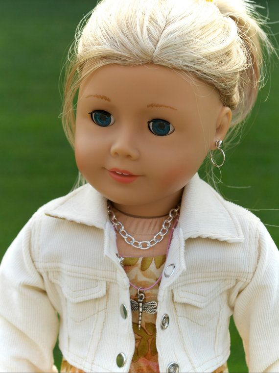 American Girl  Doll Clothing. 18 Inch Doll by Simply18Inches