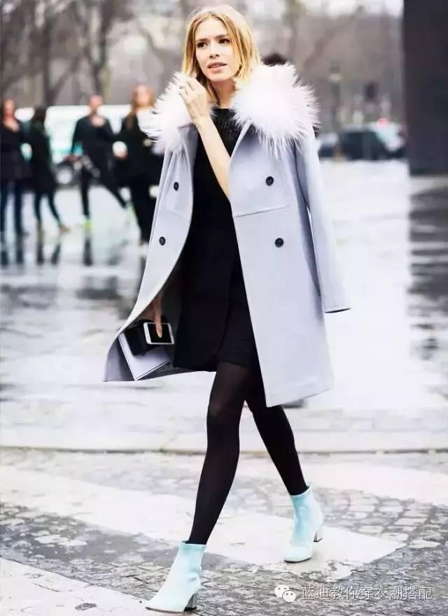 秋冬别只穿黑白灰,快来看看哪种颜色才是你的最爱!总有一款美到你!_网易订阅