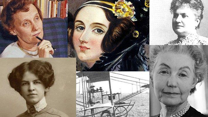 31 kvinnliga entreprenörer som borde vara med i historieböckerna