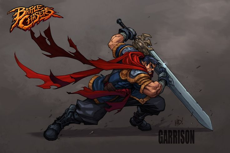 JOE MADUREIRA's BATTLE CHASERS To Return As Comic Book & Video Game | Newsarama.com