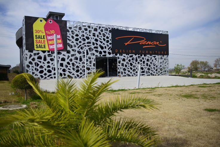 Firmamızın Antalya Manavgat'ta Danca Ev/Home adında 1.300 m2'lik bir showroomu bulunmaktadır.