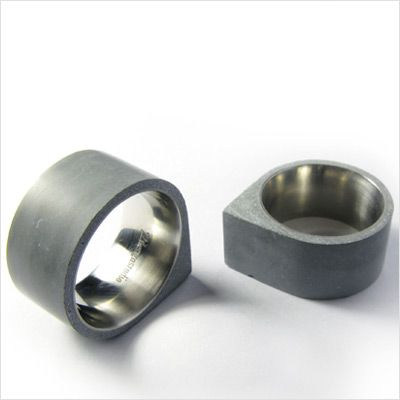 Concrete Ring - I have one of these but its way too big for me now