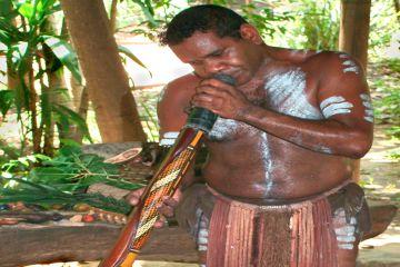 Aboriginal Australia – Didgeridoo And The Dreamtime Traditions Of The Aborigine