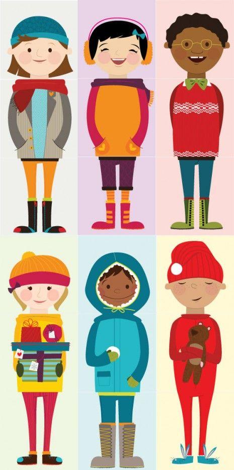 $5 Printable artwork for blocks; by Alma Loveland for caravanshoppe.com
