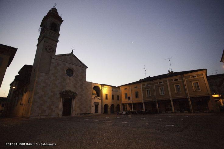 Santa Maria Assunta – Sabbioneta