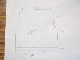 MATERIALES edad de 5 -6 años  200g de estambre calibre medio  agujas # 5.0  separador de puntos  agujas circulares # 5.0  montar 52 puntos ...