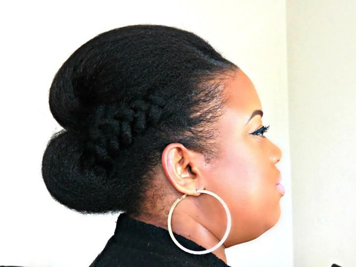 Protective Hair Styles For Short 4c Hair: 17 Best Images About Protective Hairstyles For Natural
