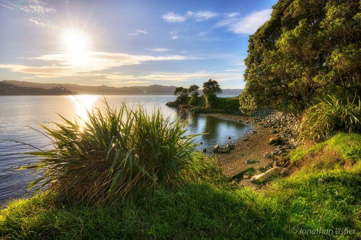Google+Photo by Jonathan Usher. Miramar Peninsula near Shelly Bay. 10 minutes from wellington's CBD.