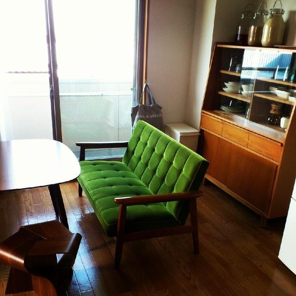 hossii の部屋「リビング」   reroom [リルム] 部屋じまんコミュニティ