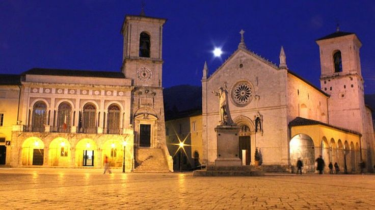 Umbria in moto: itinerario benedettino | MotoHotel® Italia