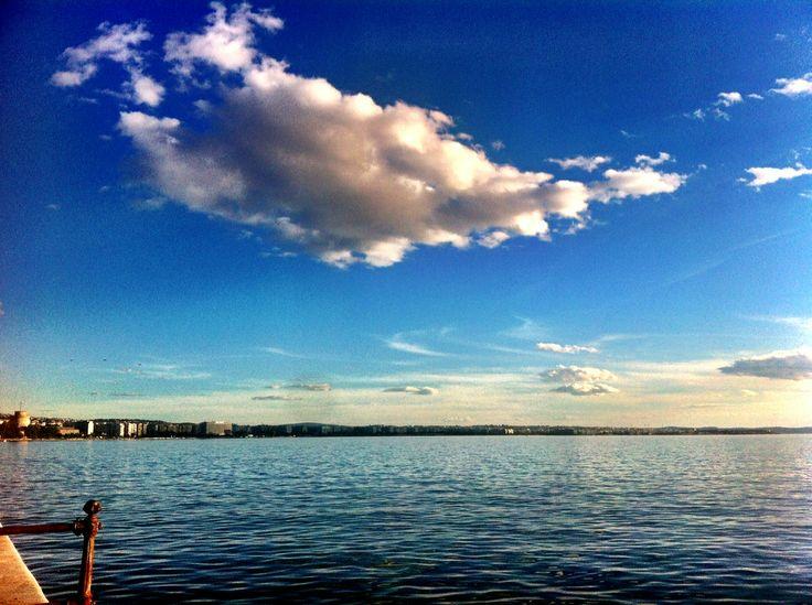 Sensational skies 2, Thessaloniki, Greece